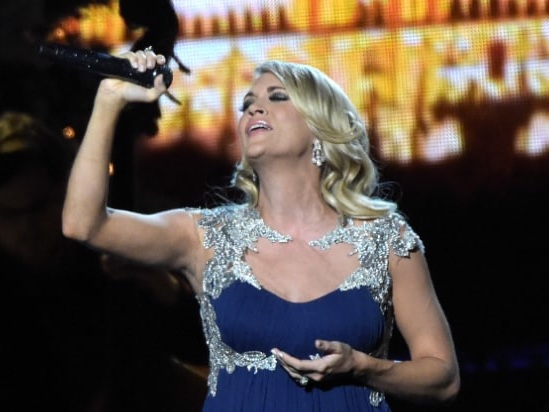 Carrie Underwood Lands HBO Max Christmas Special
