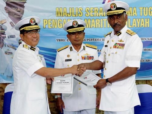 Zulkarnain, new Eastern Region maritime director