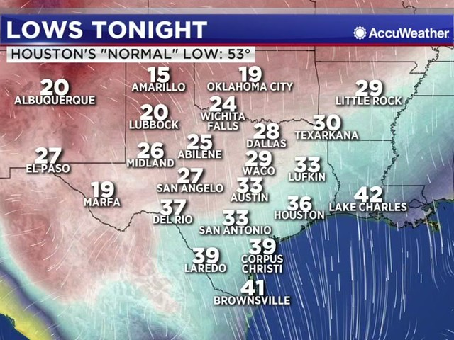 One Minute Weather: First freeze of the season this week