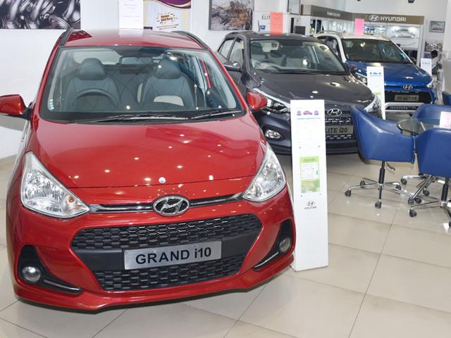 Retail car sales down 3 percent in December 2018