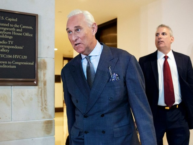 Trump may be guilty of witness tampering after Roger Stone tweet, legal experts say