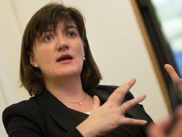 The Conservative party 'absolutely' does not have an Islamophobia problem, says Nicky Morgan