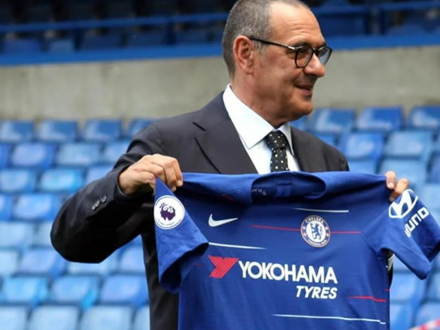 Maurizio Sarri sends message to Kepa after Chelsea FC's 2-0 win over Tottenham