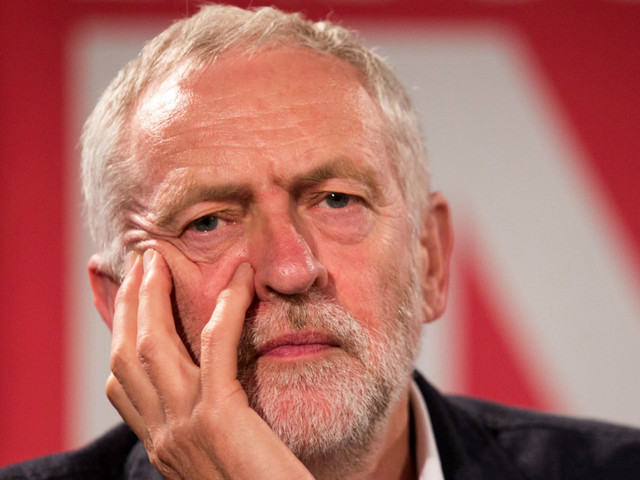 Corbyn: Tories' deregulation dream is blocking Brexit talks