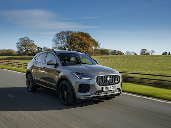 The 2018 Jaguar E-Pace Drinks More Fuel Than Its Bigger Brother