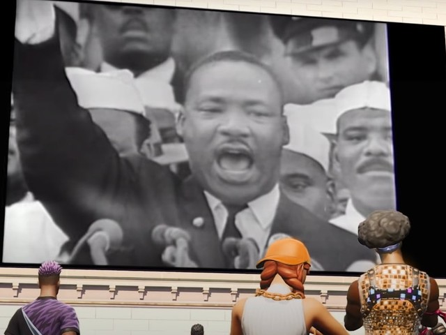 Fortnite Tribute to MLK Baffles Gamers: 'Genuinely Don't Think I Could Cringe Any Harder'