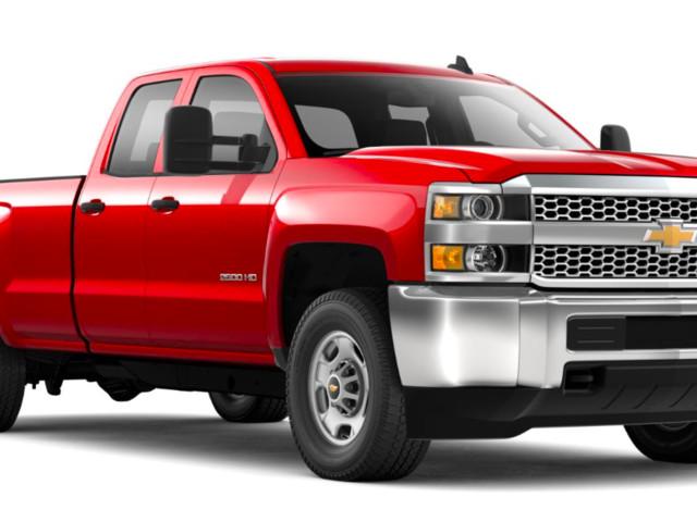 Ace of Base: 2019 Chevrolet Silverado 2500HD 4×2 Double Cab Long Box