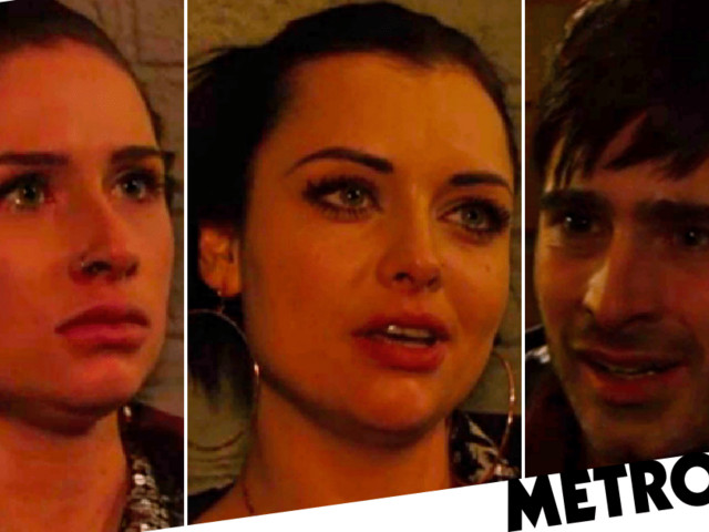 EastEnders spoilers: Evil Leo King pretends Dotty Cotton is Whitney Dean as he kisses her