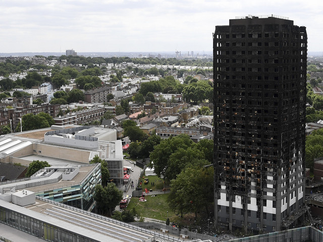 Grenfell Tower: Survivors Still Being Found Homes A Week On, Confirms Downing Street