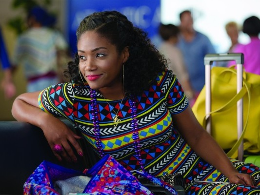 Tiffany Haddish to Star in Comedy 'Homecoming Queen' Based on Her Trip to Africa