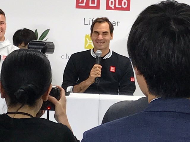 Federer confirms he plans to play at Tokyo 2020