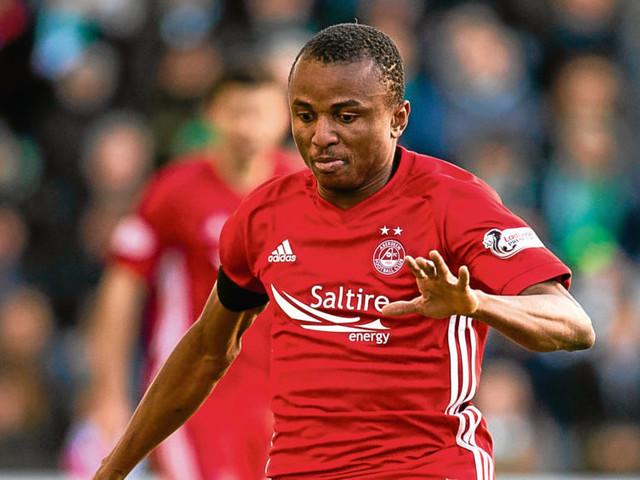 Former Aberdeen midfielder Chidi Nwakali goes AWOL from Swedish top-flight side Kalmar