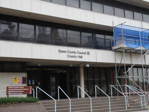 Halstead woman died of overdose after 999 call 'error'
