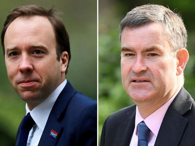 Local election losses branded 'punishment' for Tory response to Brexit as senior ministers urge party unity