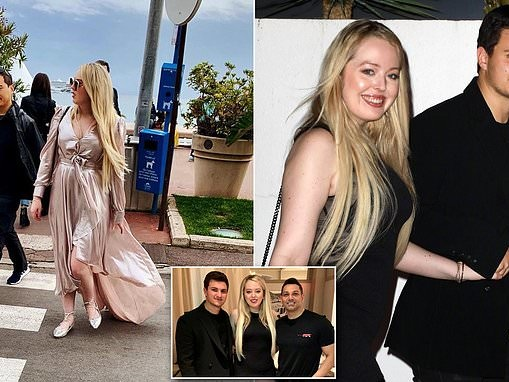 Tiffany Trump attends Cannes Film Festival