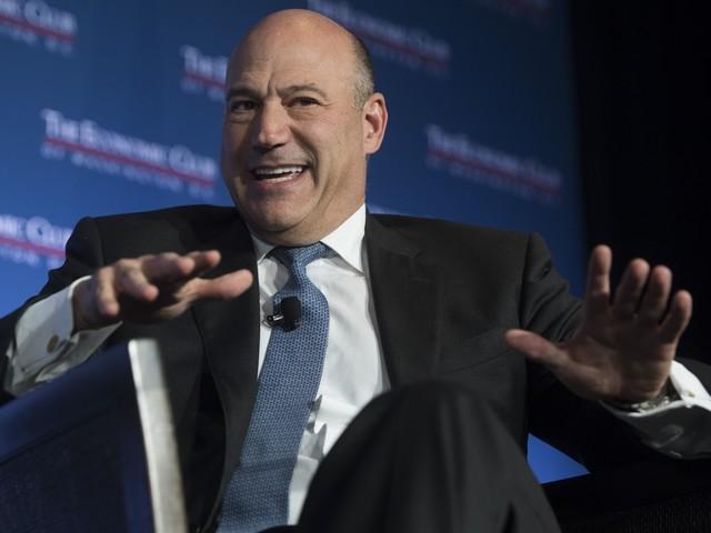 Trump's Top Economic Adviser Goes Full-Plutocrat in Embarrassing CNBC Interview