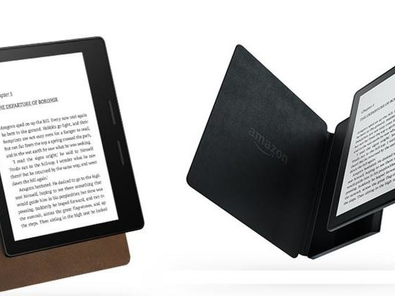 Amazon's high-end Kindle gets a recharge as e-reader marks 10th year