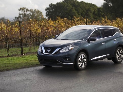 2018 Nissan Murano priced at $31,525