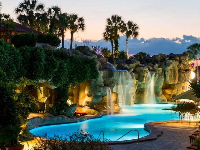 The best non-theme park hotels in Orlando and Kissimmee for amazing pools, spas, golf, and cheaper prices