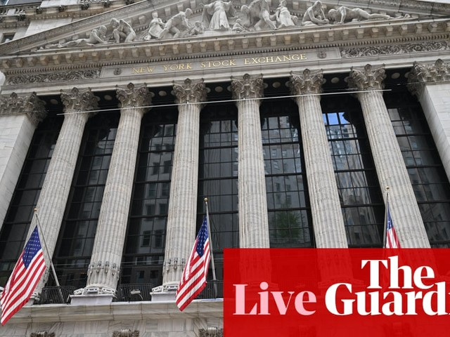 China 'plans to ban' US IPOs for data-heavy tech firms – business live