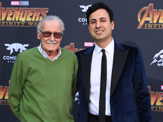 Stan Lee's Former Business Manager Arrested on Elder Abuse Charges