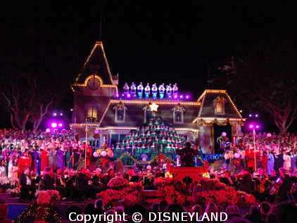 You're Welcome: We're Telling You Which Celebrity is Narrating Disneyland's Candlelight Processional