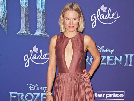 Kristen Bell: My daughters don't care about my career