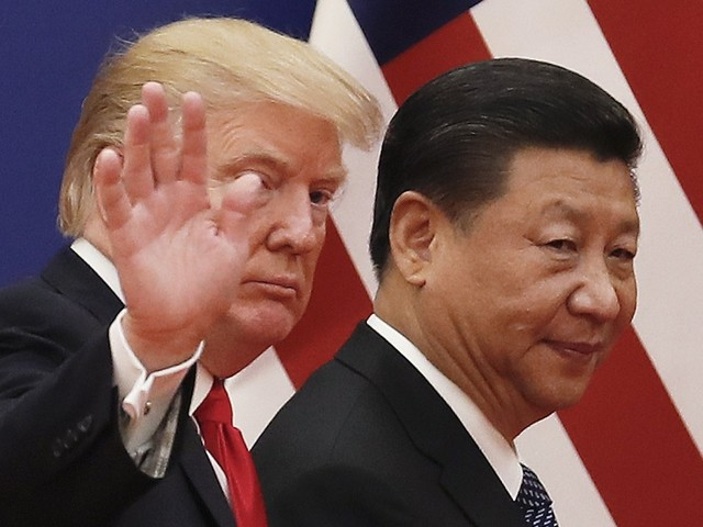 Trump said the first part of mini China trade deal could be signed in Iowa this month