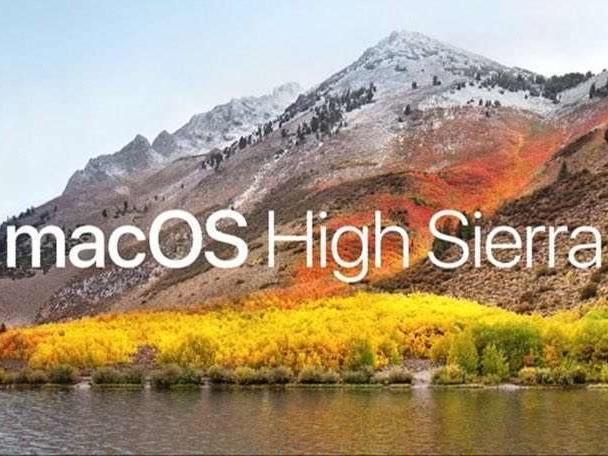 Apple Releases macOS High Sierra 10.13.2 Beta 4