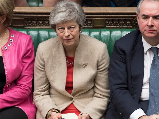 Theresa May could be forced to seek another Brexit delay this week
