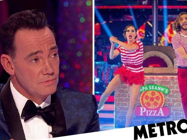 Craig Revel-Horwood brands Katya Jones and Seann Walsh the 'terrible two' after kiss scandal