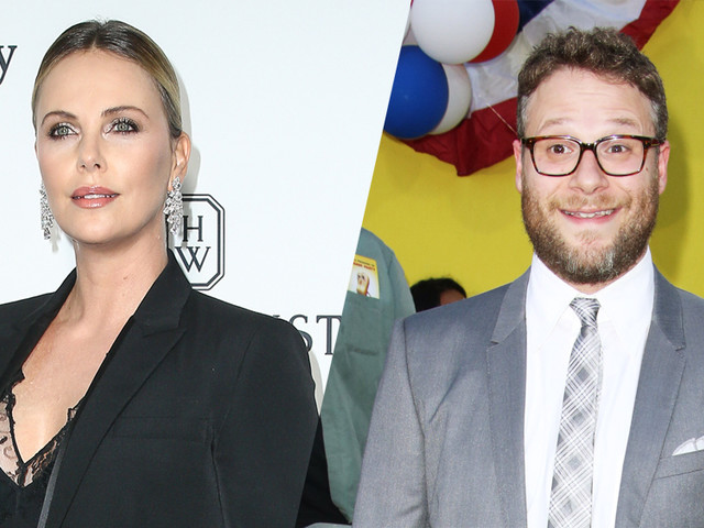 Charlize Theron and Seth Rogen to Star in Comedy 'Flarsky'