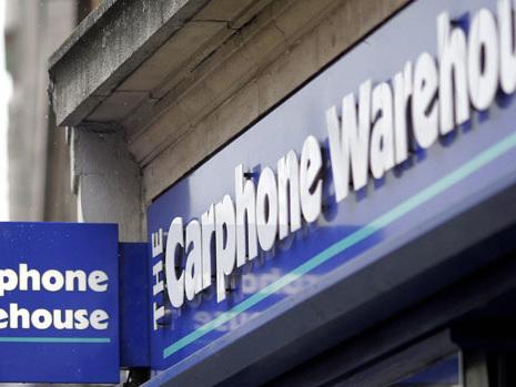 Dixons Carphone shares nosedive on profit warning