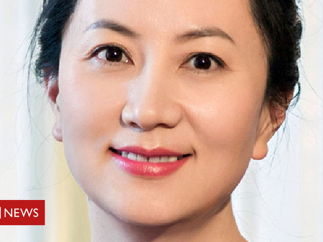 Huawei CFO arrest 'violates human rights', China says