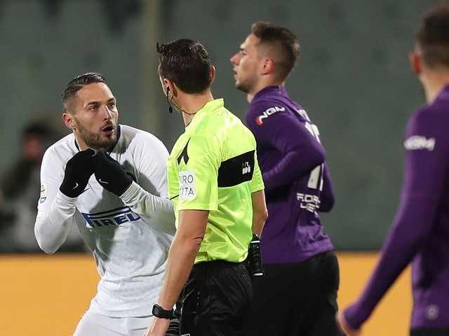 VAR-cical: An Interista view of the referee's performance in Inter-Fiorentina