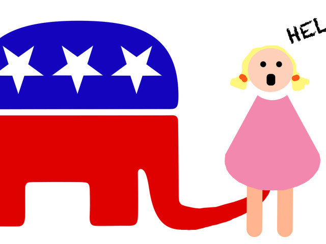 the new gop banner is out get your stickers made today news