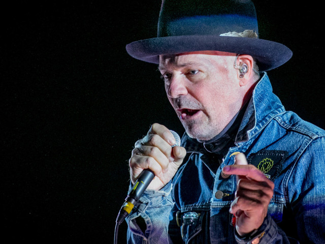 Remembering the Tragically Hip's Gord Downie