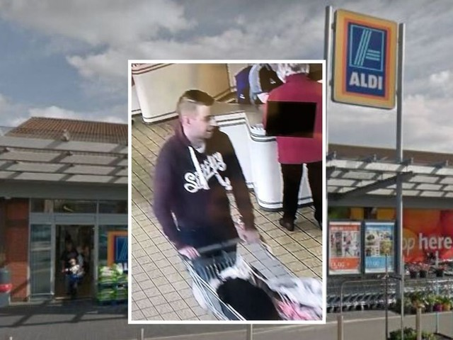 CCTV appeal after pensioner's wallet is stolen in Seaham Aldi store