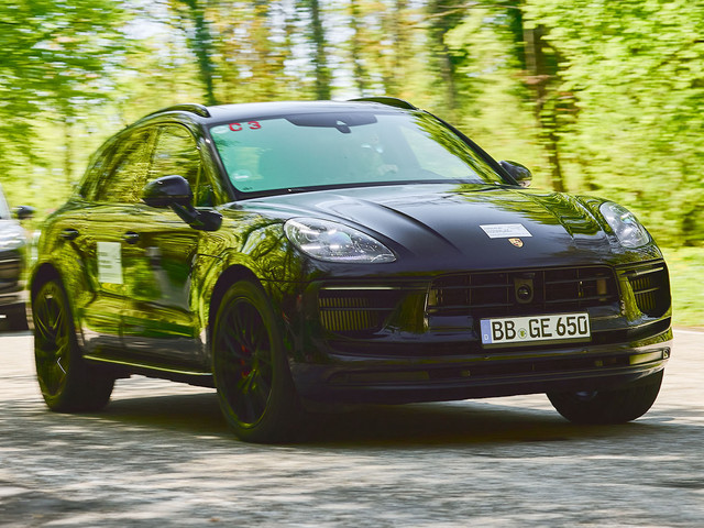 First drive: 2021 Porsche Macan GTS prototype review