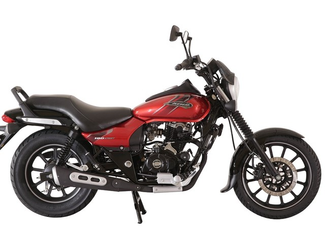 Bajaj Avenger 180 Launched, Priced At Rs. 83,475/-