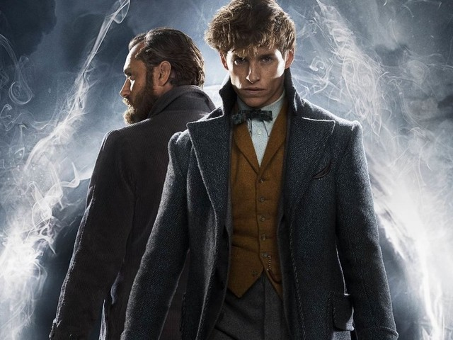 'Fantastic Beasts: The Crimes Of Grindelwald' Is A Visual Feast But Falls Short Of The Original - HuffPost Verdict