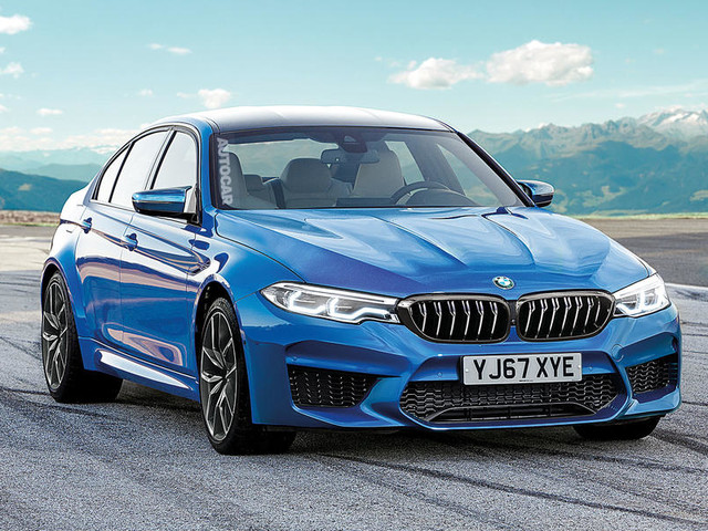 New BMW M3 to lead 26-car BMW M division onslaught