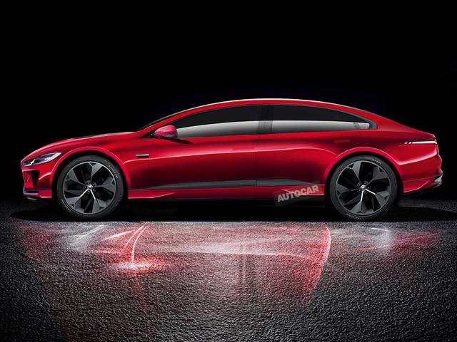 2019 Jaguar XJ to be reborn as high-tech electric flagship