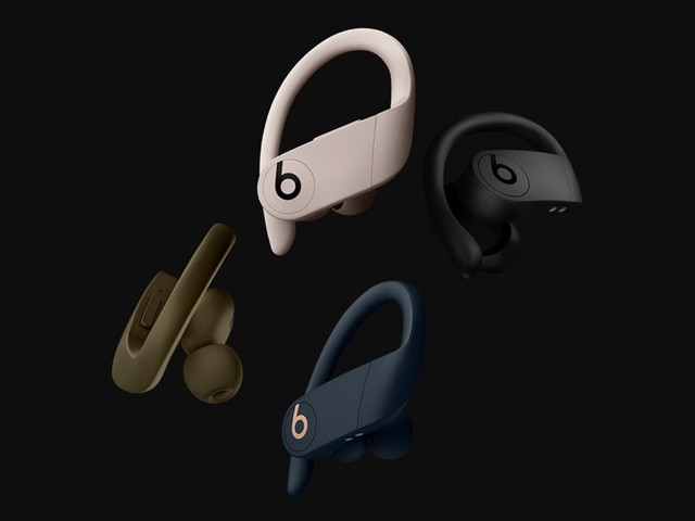 Powerbeats Pro to Launch in Black in May, Other Colors Coming This Summer