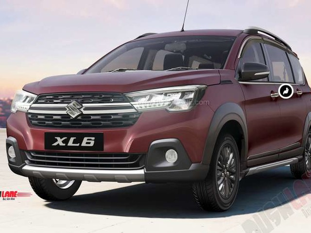 Maruti XL6 online configurator launched – Accessories price list revealed