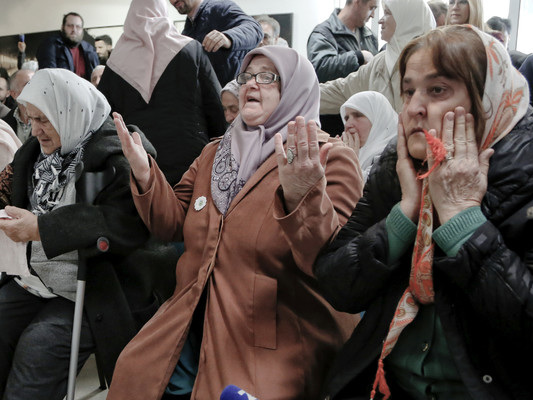 'They should leave Mladic in the hands of the mothers of Srebrenica': Dublin based survivor recalls genocide