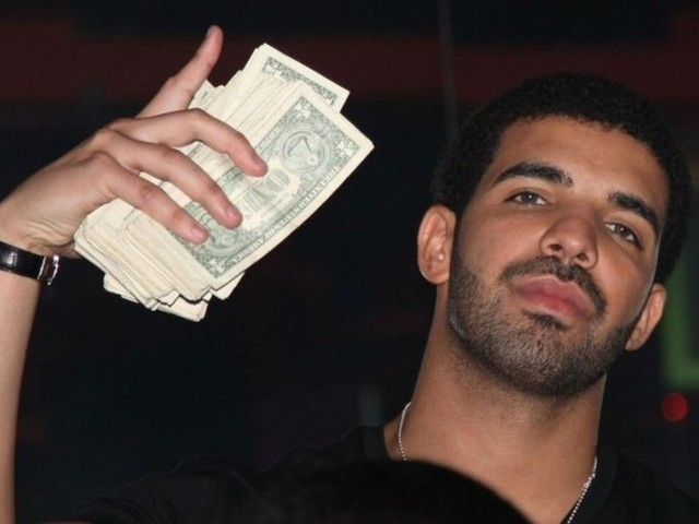 Drake's New Jet Proves That Money Doesn't Make You Cool