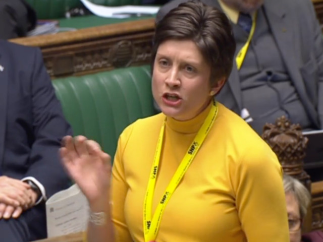 Government's Two-Child Benefits Cap Is 'Forcing Women To Get Abortions', SNP MP Alison Thewliss Claims