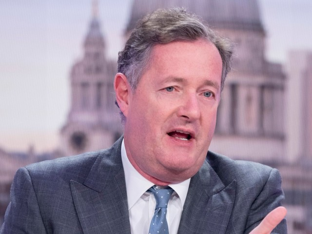 Piers Morgan reveals he's signed a contract to keep him on Good Morning Britain until 2021