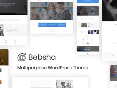 Bebsha - Multipurpose WordPress Theme (Creative)